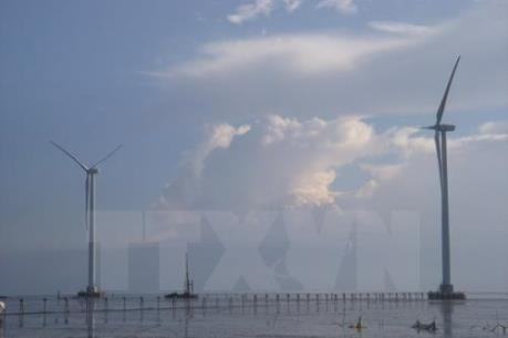 Hơn 4.900 tỷ đồng xây dựng Nhà máy điện gió Hàn Quốc - Trà Vinh giai đoạn 2
