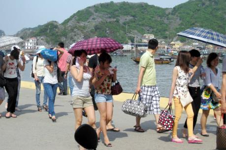 Dự báo thời tiết: Nắng nóng còn kéo dài 3-5 ngày tới