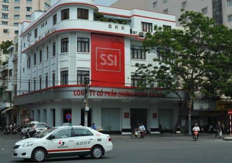 SSI: Lợi nhuận sau thuế quý I/2016 tăng 25,6%