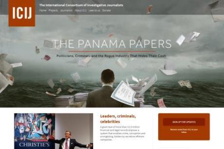 Hồ sơ Panama: ICIJ tung ra thêm một phần tài liệu mật nữa