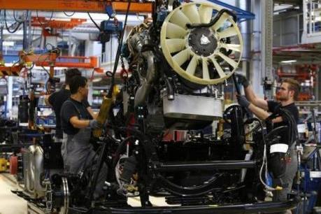 Đức: Lượng đơn đặt hàng công nghiệp tăng vượt kỳ vọng