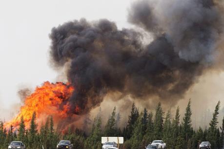 Cháy rừng tại Canada: Những đánh giá thiệt hại ban đầu