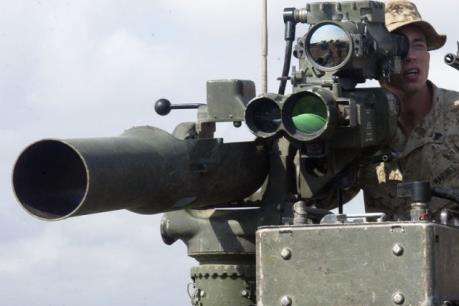 Jordan mua tên lửa TOW của Mỹ