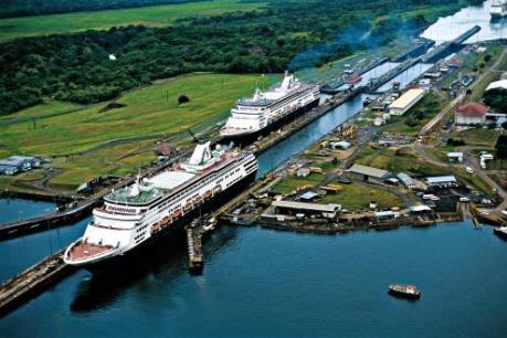 Bỏ hạn chế tàu qua kênh đào Panama