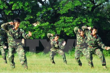 Chế độ hưu trí đối với sĩ quan, quân nhân chuyên nghiệp