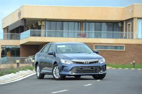 Sau Lexus, Toyota Việt Nam tiếp tục triệu hồi hơn 2.400 xe Camry 2.0E