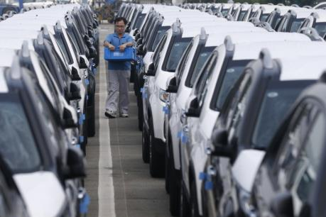 OECD hạ dự báo tăng trưởng kinh tế Hàn Quốc