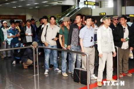 Việt - Hàn ký lại chương trình tiếp nhận lao động