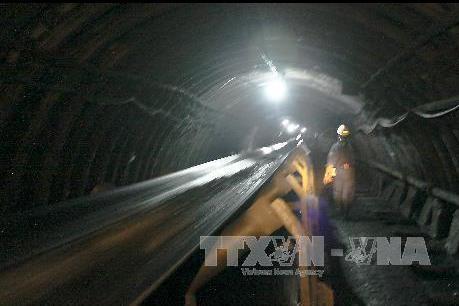 TKV đẩy nhanh tiến độ xây dựng mỏ