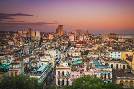 """Du lịch Cuba - """" lực hấp dẫn"""" khách quốc tế"""