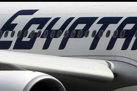 Máy bay Ai Cập chở gần 70 người mất liên lạc