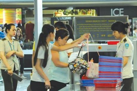 Tăng cường đảm bảo an ninh hàng không dịp bầu cử