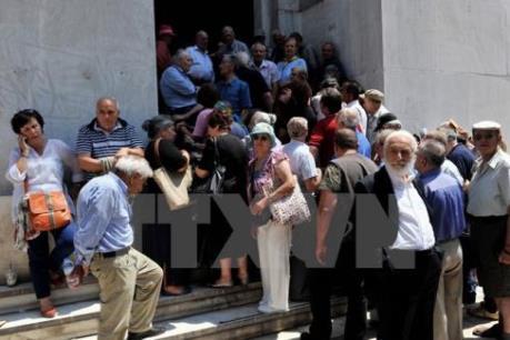 Hy Lạp cần được gia hạn thời gian thanh toán nợ