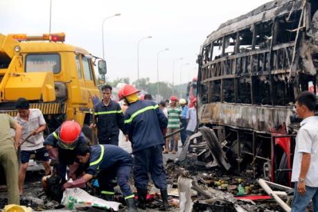 Tai nạn nghiêm trọng tại Bình Thuận: Xác định danh tính 6 nạn nhân cuối cùng