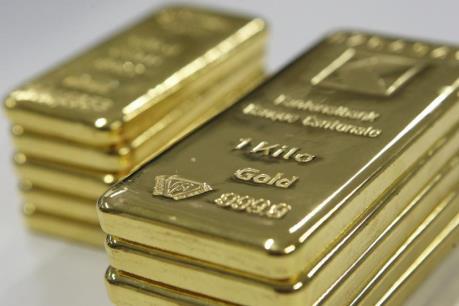"""Giá vàng thế giới ngày 24/5 xác lập """"đáy"""" của 4 tuần"""