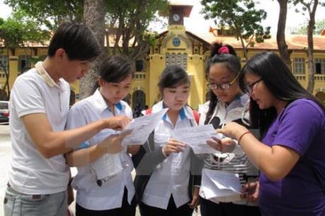 Hà Nội sẵn sàng cho kỳ thi Trung học phổ thông quốc gia 2016