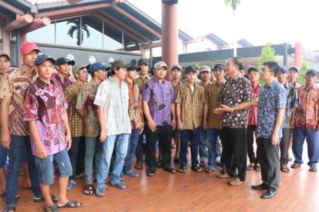 Indonesia tiếp tục trao trả 51 ngư dân Việt Nam