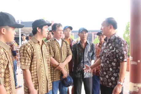 Indonesia trao trả 33 ngư dân Việt Nam về nước
