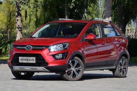 Trung Quốc: Doanh số bán ô tô tăng mạnh