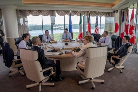 """Lãnh đạo G7 cảnh báo nước Anh về hậu quả của """"Brexit"""""""