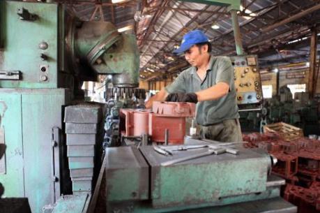 5 tháng, chỉ số sản xuất toàn ngành công nghiệp tăng 7,5%