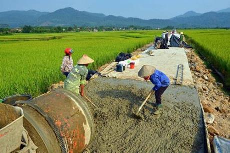 Chính sách xây dựng nông thôn mới: Còn khoảng cách trong thực hiện