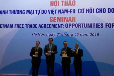 Việt Nam chưa khai thác hết tiềm năng xuất khẩu sang EU