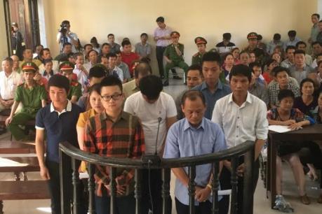 Xét xử sơ thẩm vụ án Nguyễn Ngọc Minh và đồng phạm