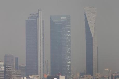 Thủ đô Mexico thải hơn 30 triệu tấn CO2 hàng năm