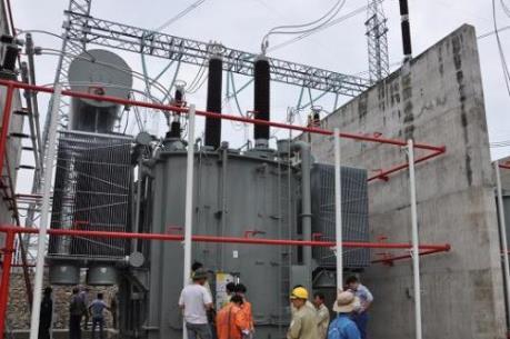 Hoàn thành dự án nâng công suất TBA 500kV