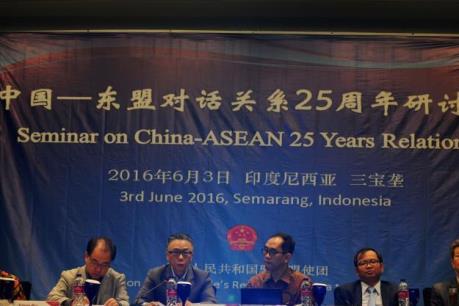 ASEAN là vấn đề ưu tiên trong chính sách ngoại giao của Trung Quốc