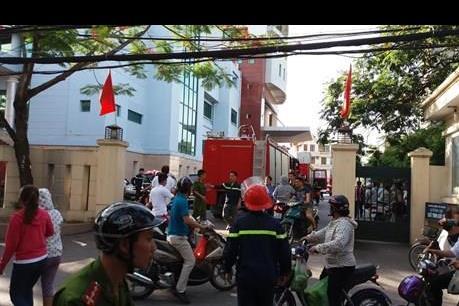 Cháy Đài Truyền hình Hải Phòng, một người tử vong