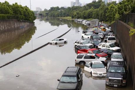 Mỹ: Lũ tại Texas lan sang Louisiana, Mississippi
