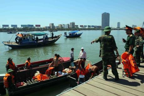 Họp báo công bố nguyên nhân chìm tàu du lịch trên sông Hàn