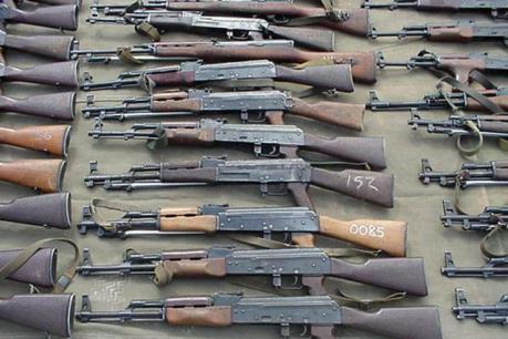 Trung Đông tăng mạnh nhập khẩu vũ khí nhỏ và nhẹ