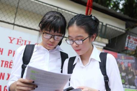 Ban hành Quy chế thi THPT quốc gia và xét công nhận tốt nghiệp THPT