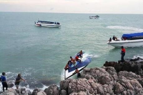 Va chạm tàu cao tốc tại Thái Lan, nhiều du khách thương vong