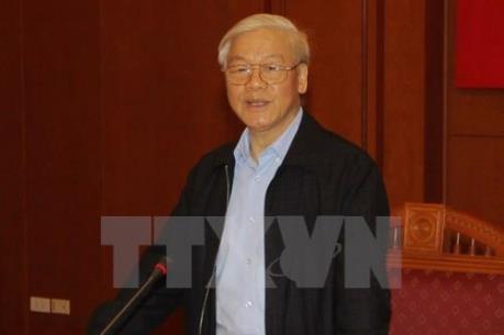 """Tổng Bí thư Nguyễn Phú Trọng: """"Đất nước chuyển mình đón vận hội mới"""""""