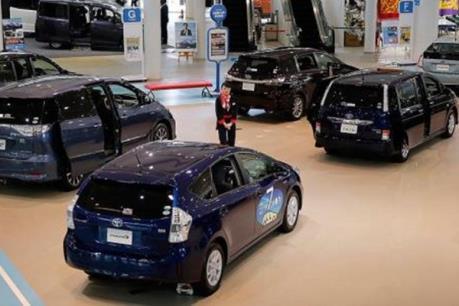 Hơn 26.000 xe ô tô được bán ra trong tháng 5