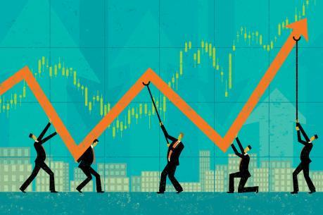 VN-Index giảm điểm sau ba phiên tăng liên tiếp