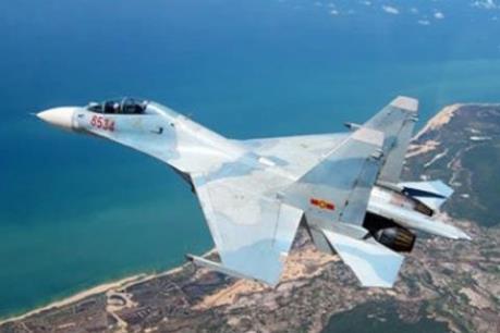 Máy bay Su 30Mk2 mất liên lạc khi làm nhiệm vụ bay huấn luyện