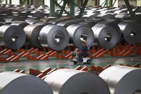 Sản lượng thép của Trung Quốc tiếp tục tăng