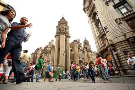 Du lịch Mexico hút khách