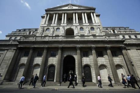 """Nước Anh giữ nguyên lãi suất cơ bản và cảnh báo các nguy cơ từ """"Brexit"""""""