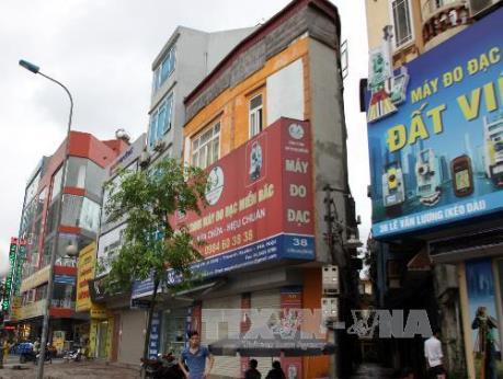 Hà Nội: Ngăn chặn nhà siêu méo, siêu mỏng