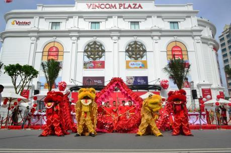 Khai trương Trung tâm thương mại Vincom đầu tiên tại Thái Bình