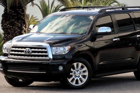 """""""Vận đen"""" đeo bám Toyota tại thị trường Mỹ"""