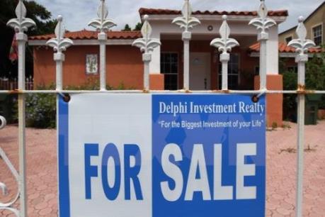 """""""Sức khỏe"""" thị trường bất động sản của Mỹ và Trung Quốc khá lên"""