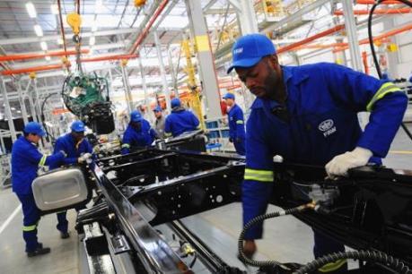Nhật Bản đang cạnh tranh ảnh hưởng tại châu Phi