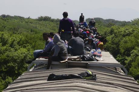 Hơn 65 triệu người phải di cư và tị nạn trong năm 2015